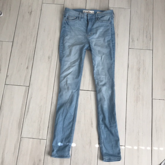 Hollister Denim - hollister jeggings